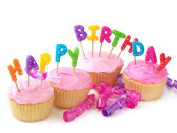 Cupcake sinh nhật 2