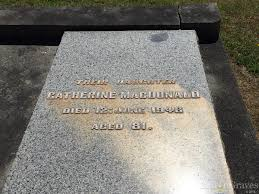 grave site of donald macdonald 1904 billiongraves