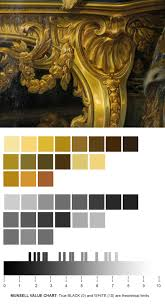 surface fragments how the old masters created the look of gold in