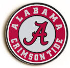 Wood Sign : UNIVERSITY OF ALABAMA A Crimson Tide Wood Sign at ...
