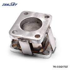 turbo exhaust manifold flange al por mayor de alta calidad de