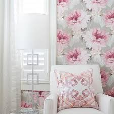 white and pink nursery color scheme design ideas