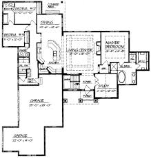 House Plan With Basement by Ranch Style Open Floor Plans With Basement Room Schemes For
