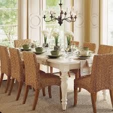 Decorating Charming Seagrass Dining Chairs For Inspiring Dining - Pier one dining room sets