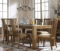 Ashley Furniture Dining Room Chairs Modern Light Wood Ashley Dining Room Set Howiezine