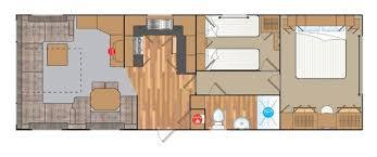Caravan Floor Plan Layouts Holiday Home Interiors And Layouts Treworgans Holiday Park