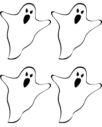 printable halloween banner free printable ghost banner liz on call