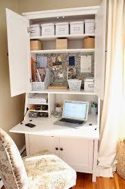 Small Desk Organization Ideas Best 20 Secretary Desks Ideas On Pinterest Painted Secretary