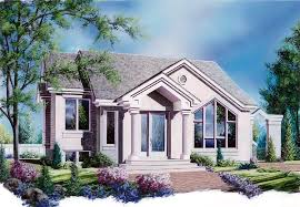 European House Designs House Plan 64920 At Familyhomeplans Com