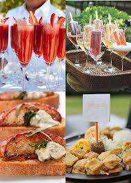 Wedding Reception Buffet Menu Ideas by Best 20 Wedding Breakfast Menus Ideas On Pinterest Easy