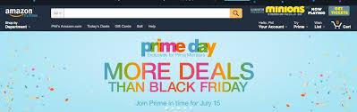amazon black friday prime now target amazon u0027s black friday in july may blunt holiday season impact
