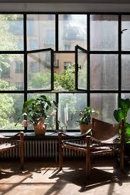 fenetre metal style atelier obsession les fenêtres en acier noires
