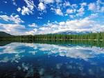 Edith Lake Jasper National Park Canada (wallpapers edith lake jasper national park canada walls normal hdwallpapers 1600x1200)