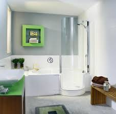 small bathroom ideas with corner shower only cabin shed