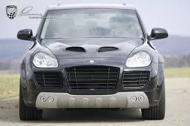 Porsche Cayenne 955 - lumma vehicle clr 400