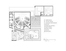 gallery of writers theatre studio gang architects 8