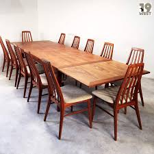 Concrete Dining Room Table Inspiring Rectangle Long Teak Dining Table Extendable Have 6