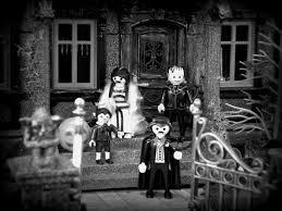 the gothic house emma j u0027s playmobil
