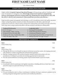 Sample Logistics Resume by Pilot Resume Template Example Of The Perfect Resume 89