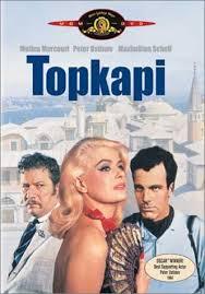 Topkapi affiche