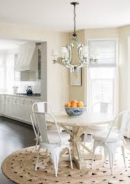 Eat In Kitchen Ideas Large Natural Round Rug Eat In Kitchen Ideas Home Staging Ideas