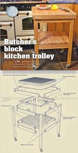 best 25 trolley ideas on pinterest schrank trolley roll kuche butchers block kitchen trolley plans furniture plans and projects woodarchivist com
