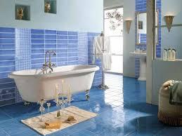 Bathroom Decorating Ideas Color Schemes Brown And Blue Bathroom Decorating Ideas