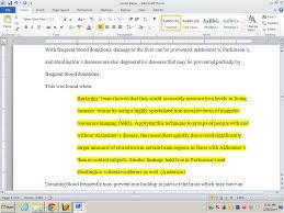 essay writing format