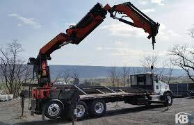 palfinger pk 44002d w jib on kenworth truck knuckleboom trader