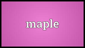 Maple Tree Symbolism by Maple Meaning Youtube