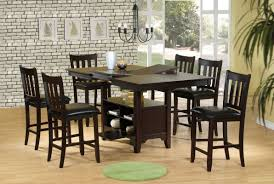 dining room table amusing counter high dining table ideas counter