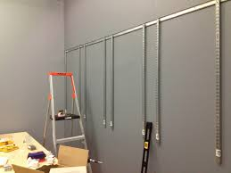 wall mounted cable management system wall shelves design great heavy duty track wall shelving heavy