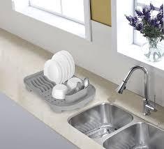 Bonita Aira Dish Rack  Reviews Wayfair - Kitchen sink dish rack