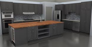 light grey kitchen cabinets nickel chrome pull down kithcen faucet
