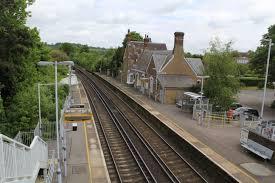 Eynsford railway station