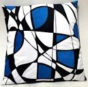 Limited edition abstract Street Art Pillows from JMR » Lost At E ...