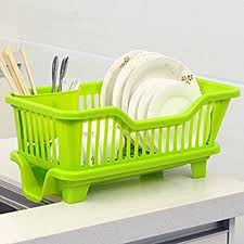 House Of Quirk Kitchen Sink Dish Drainer Drying Rack Washing - Kitchen sink dish rack