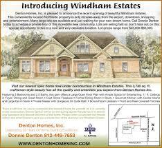 denton homes evansville and newburgh home builder