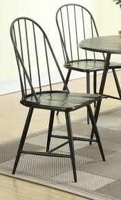 Metal Dining Room Chair Black Metal Dining Chair Steal A Sofa Furniture Outlet Los