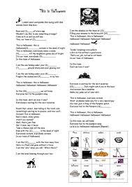 printable halloween worksheets this is halloween worksheet free esl printable worksheets made