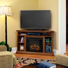 50 Electric Fireplace by Southern Enterprises Claremont Convertible Cherry Electric