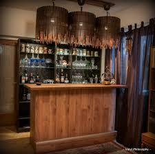 diy home bar built from billy bookcases ikea hackers ikea