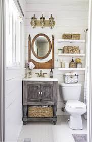Redecorating Bathroom Ideas by The 25 Best Small Bathroom Decorating Ideas On Pinterest