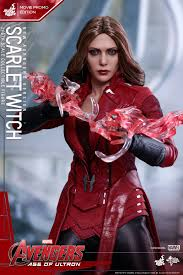 marvel scarlet witch costume age of ultron scarlet witch new avengers version by toys the