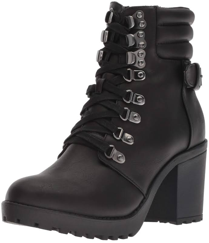 MIA Annamaria Booties Black- Womens