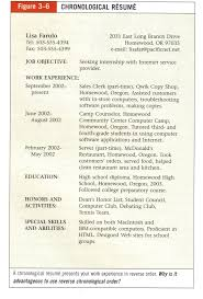 educational attainment example in resume the 25 best chronological resume template ideas on pinterest sample chronological resume