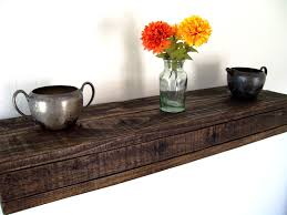 floating shelves reclaimed wood shelves floating shelf wood