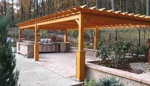 Small Pergola Kits by Lovely Ideas Wood Pergola Entracing Pergola Kits Wood Kits 20
