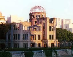 Japanese Dome House Hiroshima Atomic Bomb Dome