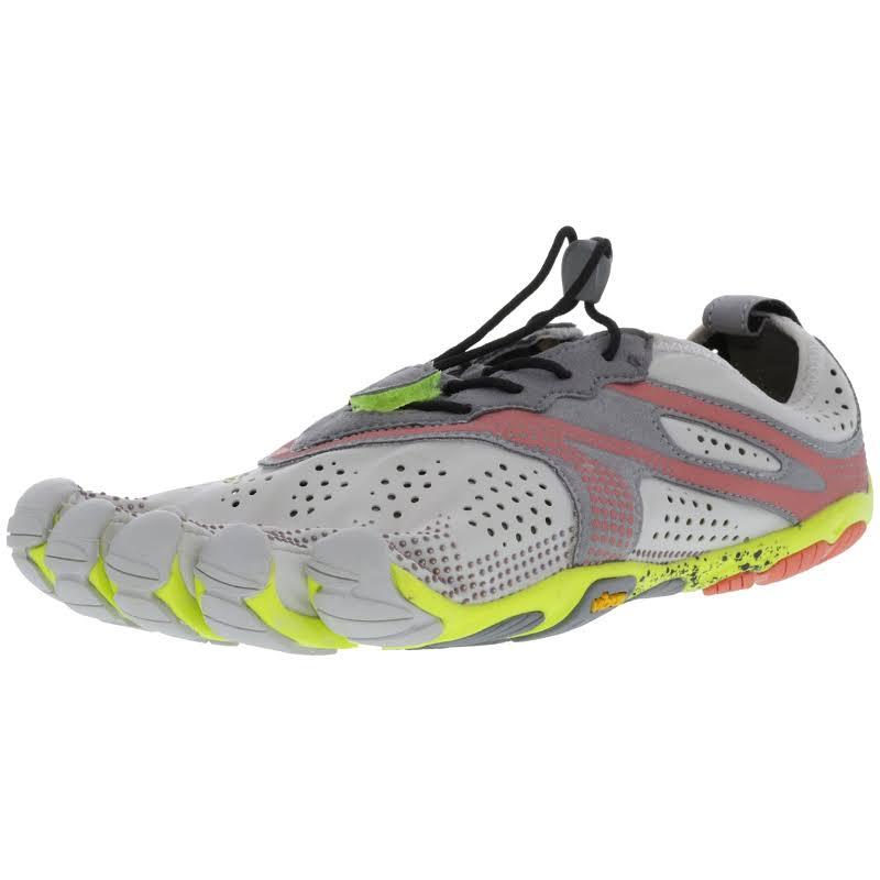 Vibram FiveFingers V-Run Road Running Shoes Oyster 40 EU 17W700640